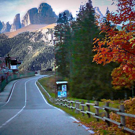 Les Dolomites, Panasonic DMC-LS60