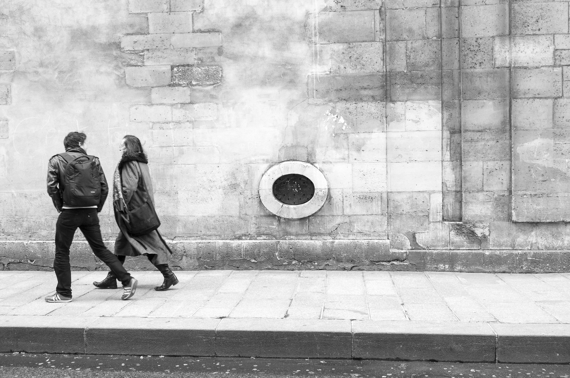 Photograph Marais - passing by by Olivier  on 500px