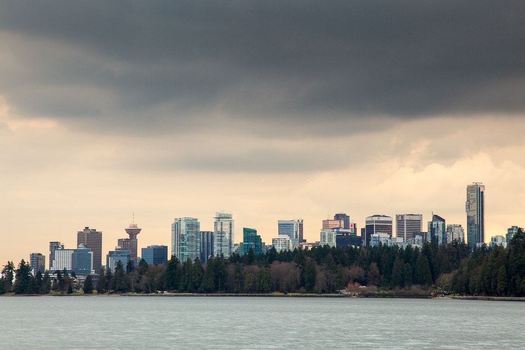 Photograph Downtown Vancouver by Aaron Von Hagen on 500px