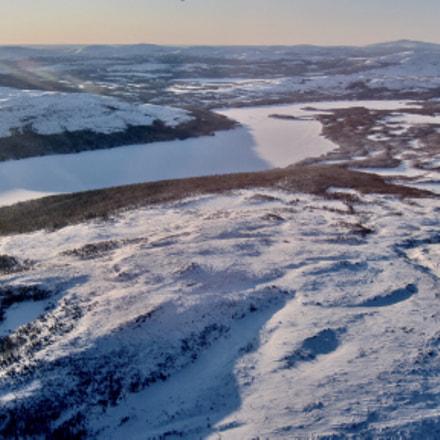 Canadian Arctic, Canon POWERSHOT S95