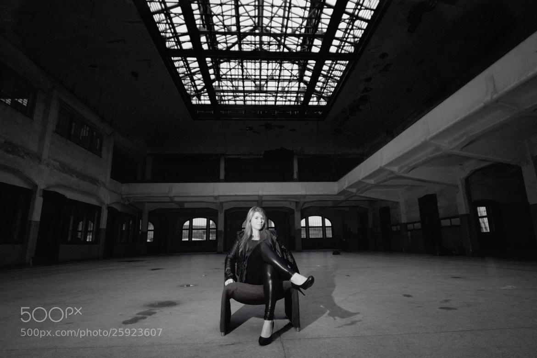 Photograph Mendy Waterschei by Jan Gabriels on 500px