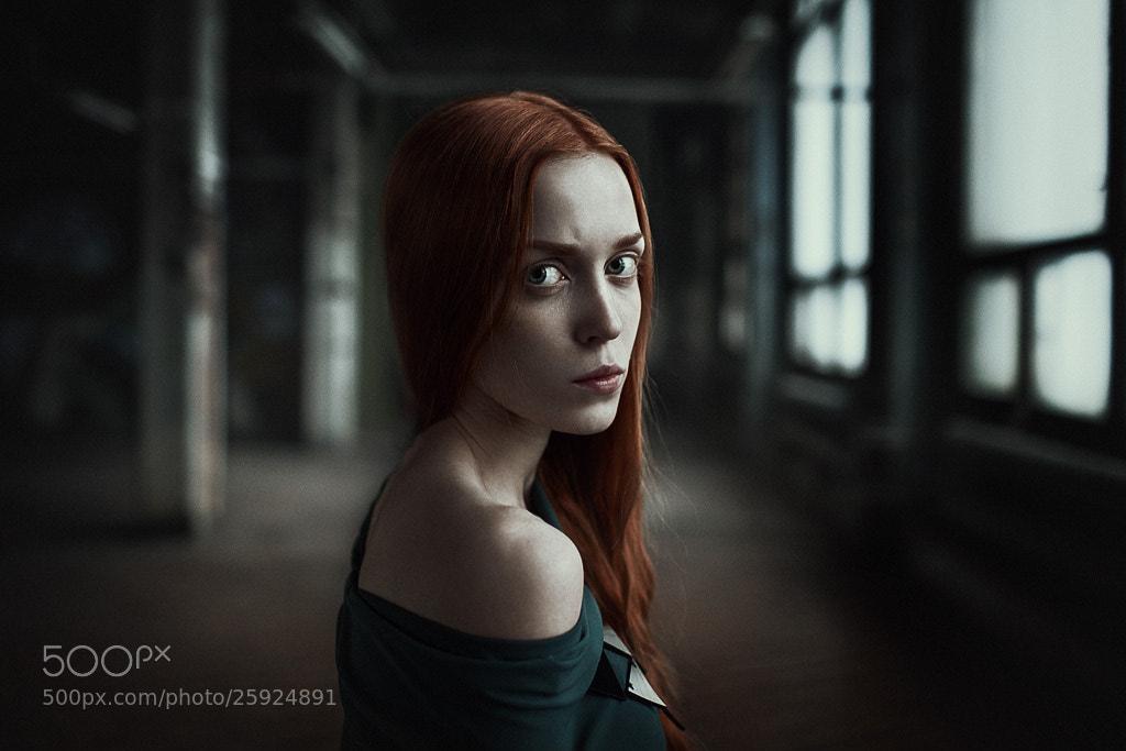 Photograph Mary L by Daniil Kontorovich on 500px