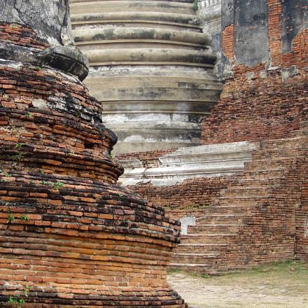Ayutthaya, Canon IXUS 115 HS