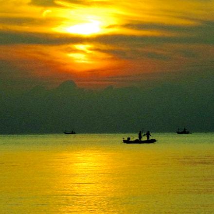 Gulf of Thailand, Canon IXUS 115 HS