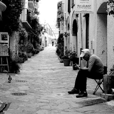 Calles de Colliure, Canon EOS 70D, Tamron SP 35mm f/1.8 Di VC USD