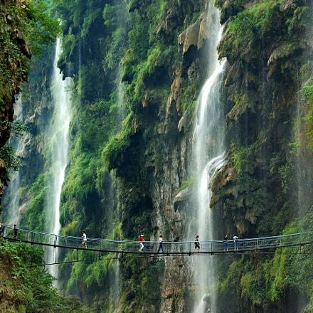 Maling River Gorge, Nikon D70S, AF-S DX Zoom-Nikkor 18-70mm f/3.5-4.5G IF-ED