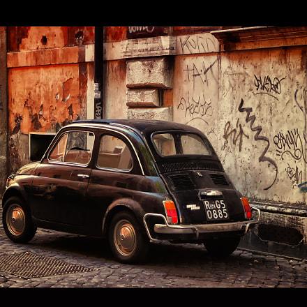 Classic Fiat 500, Panasonic DMC-TZ3