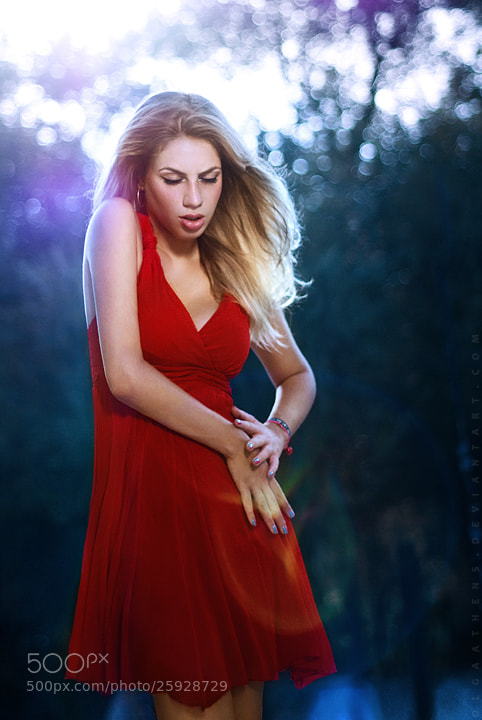 Photograph Letting go by Olga Martzoukou on 500px