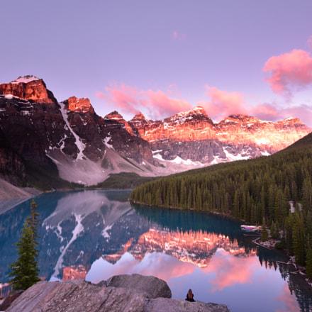 Best Seat for Sunrise, Nikon D810, AF-S Zoom-Nikkor 14-24mm f/2.8G ED