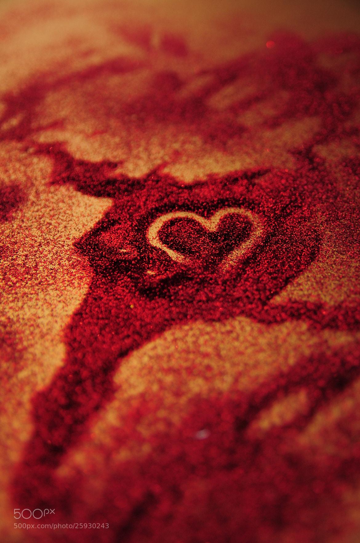 "Photograph ""Glitter Love"" by Amirul Rashid on 500px"