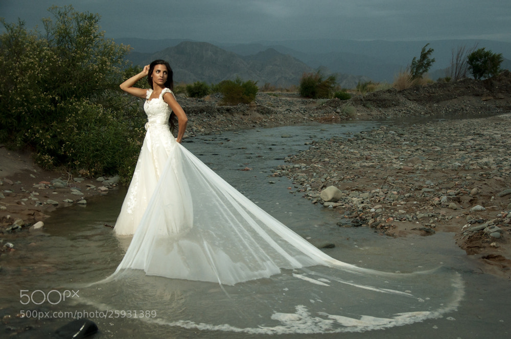 Photograph Bride on water II by Carina Coca on 500px