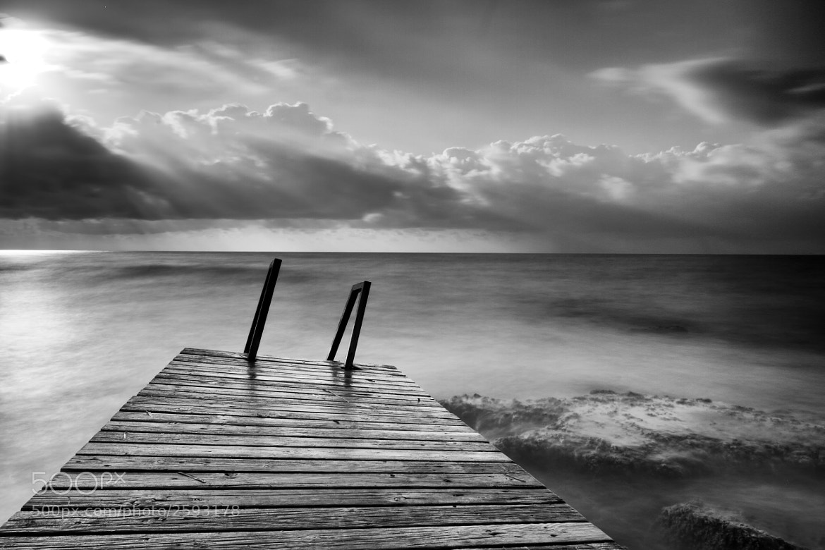 Photograph twisted jetty by Tomas Peñalver on 500px