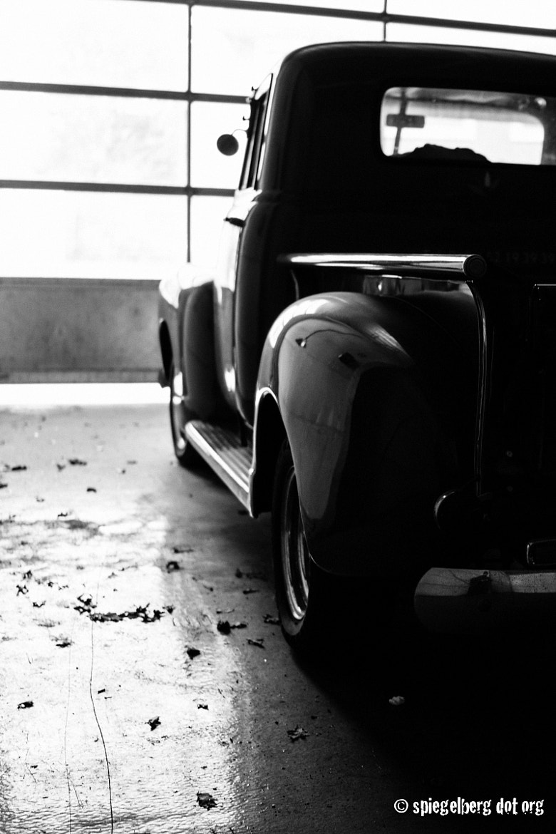Photograph Chevy - inside by Stephan Spiegelberg on 500px