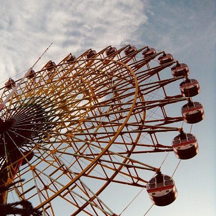 Big Wheel, Nikon COOLPIX S60