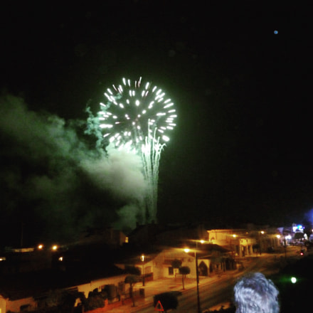 Fireworks , Panasonic DMC-S1