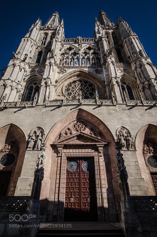 Photograph entrada principal by Miguel Bustos on 500px