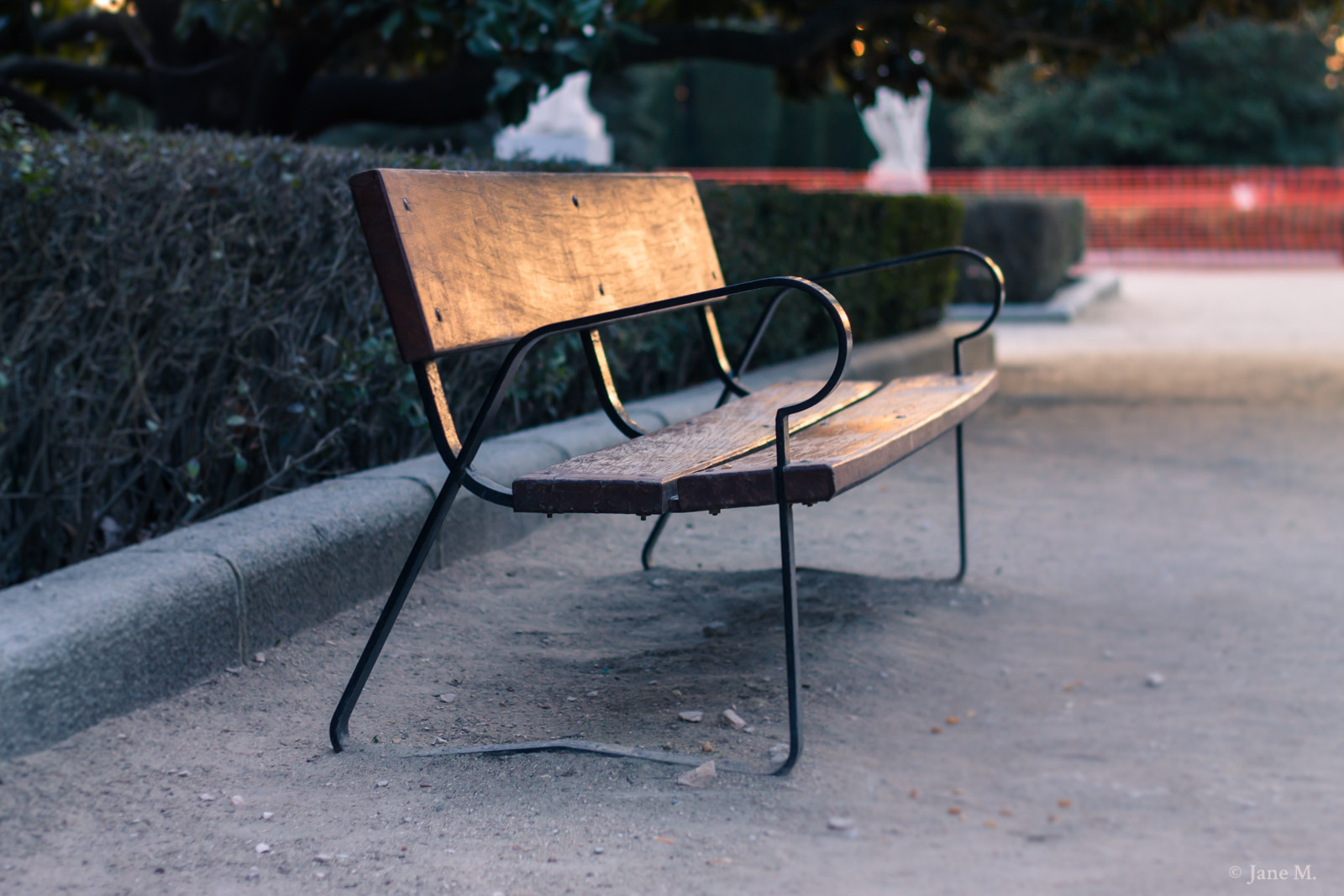 Photograph Bench with a View by Jane Terekhov on 500px