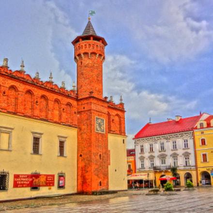 Ratusz w Tarnowie, Sony DSC-WX50