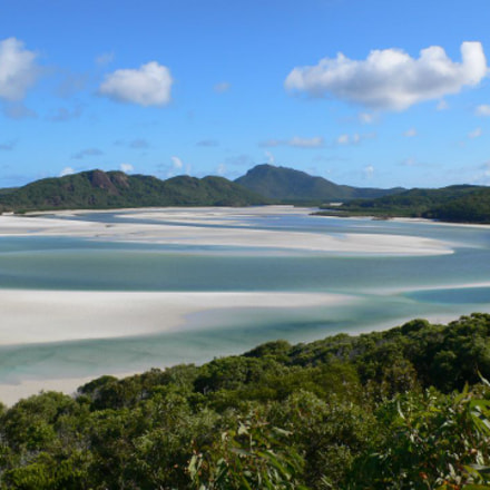Whitehaven Beach, Panasonic DMC-LX1