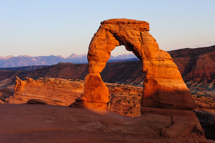 Photograph Delicate Arch by Damir Dragosevic on 500px