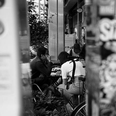 Monochrome, Canon EOS KISS DIGITAL N