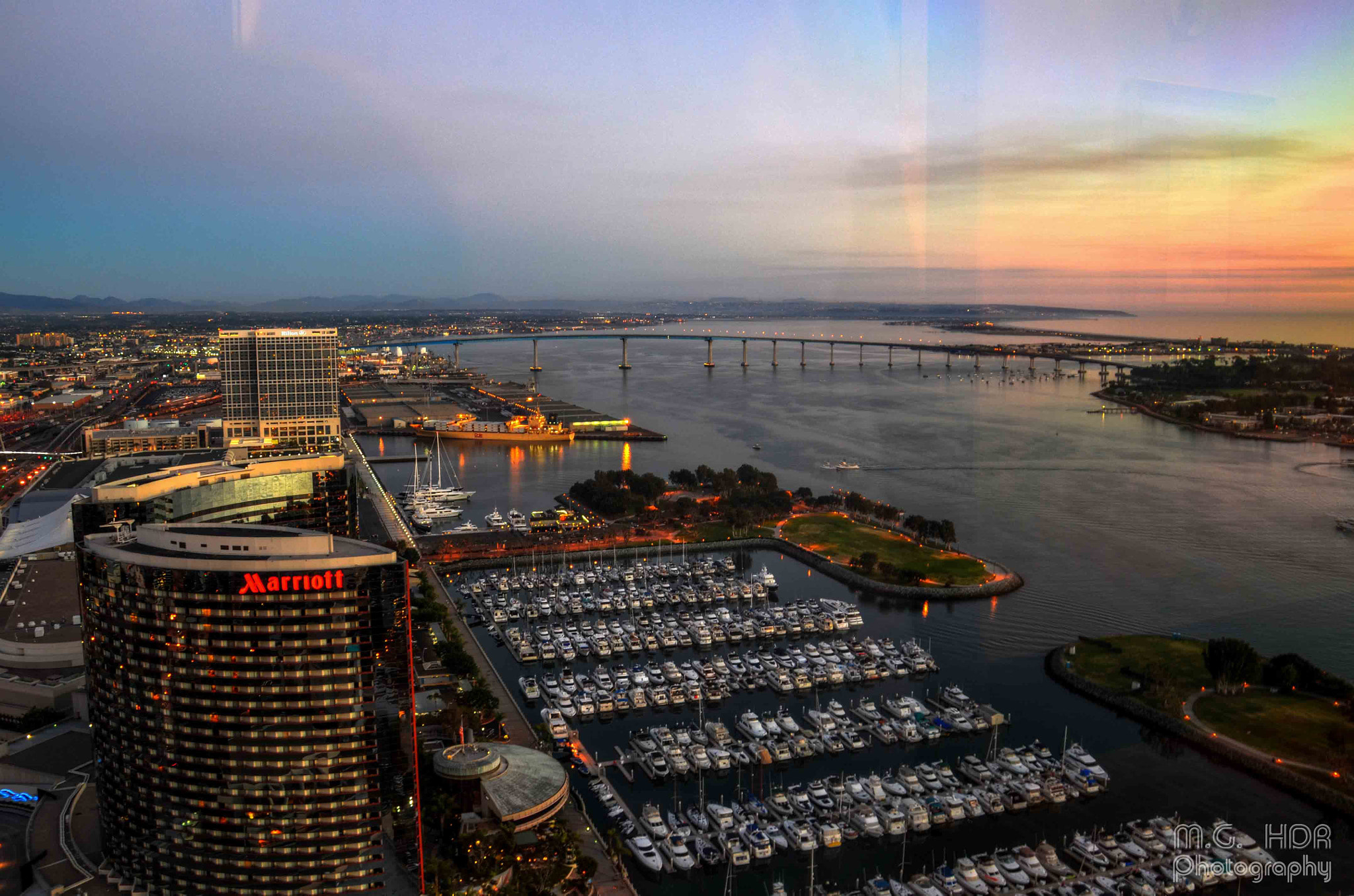 Photograph San Diego Coronado Bay Bridge by Michael Gerlt on 500px