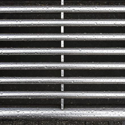 Wet Steel, Nikon D750, AF Nikkor 35mm f/2D