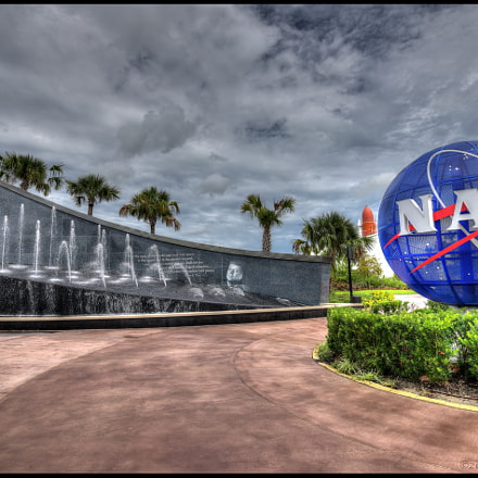 Kennedy Space Center, Nikon D810, AF-S Nikkor 16-35mm f/4G ED VR