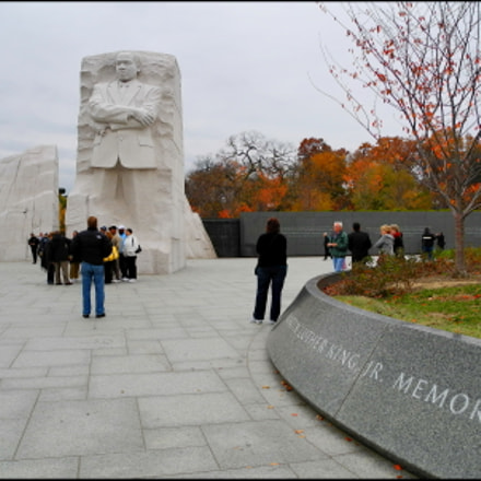 MLK Memorial, Nikon COOLPIX P7100