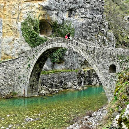 Arch stone bridge, Panasonic DMC-FZ8