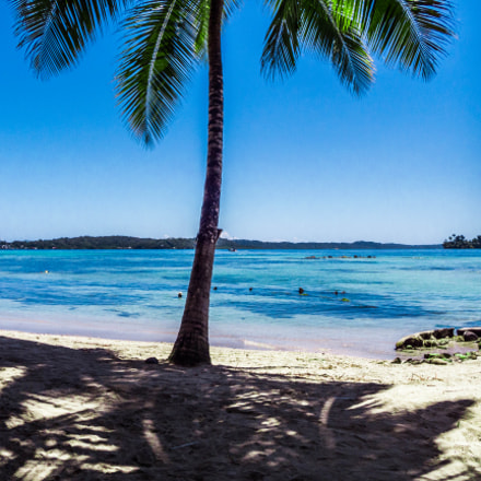 Caribbean sea, Fujifilm FinePix SL1000