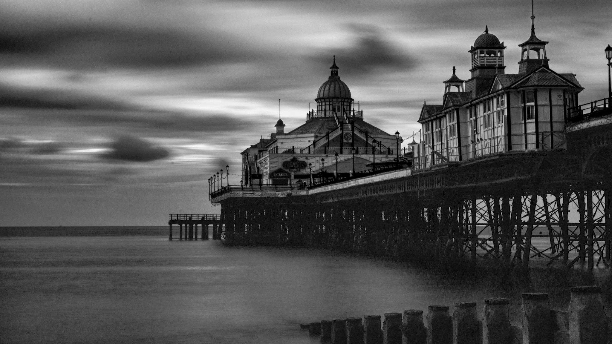 Photograph Eastbourne Pier by Huge Choonz on 500px