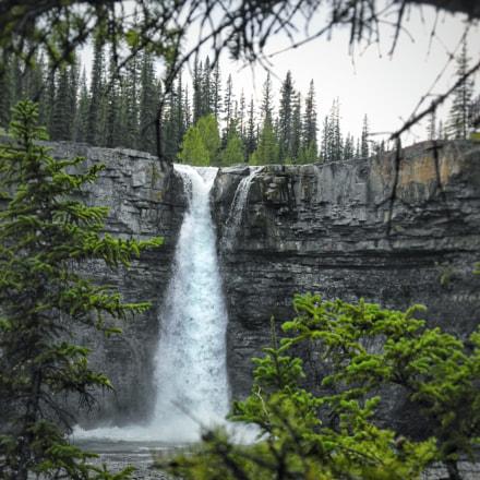 Crescent Falls, Nikon COOLPIX P7100