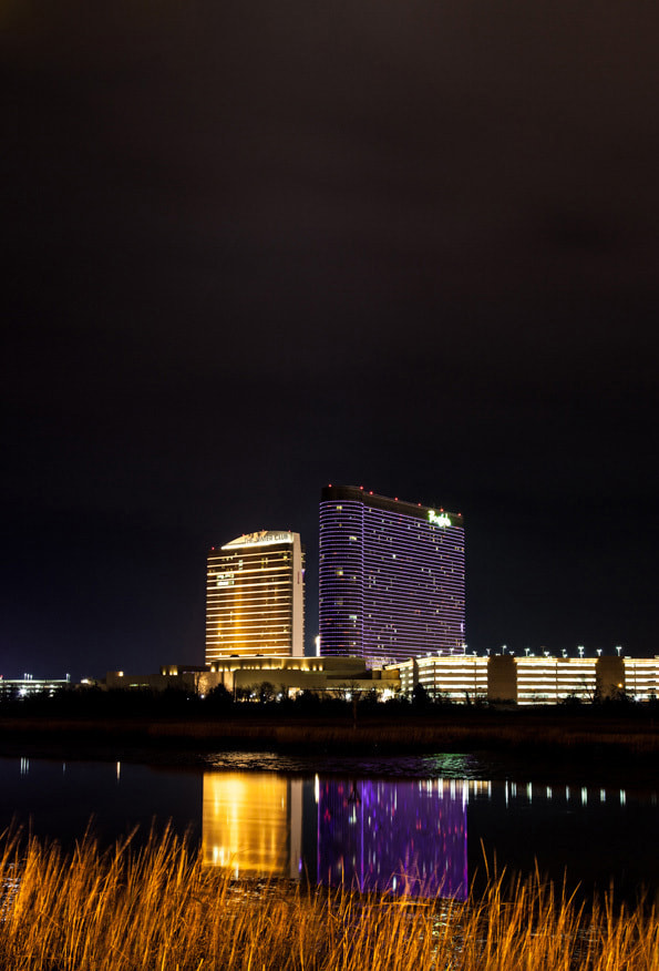 Photograph Casinos in the still of night by Rajesh Gunasekaran on 500px