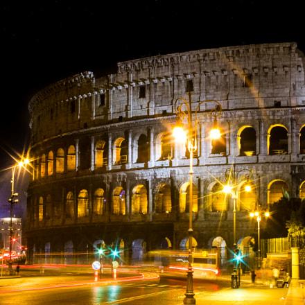 Vacaciones en Roma, Fujifilm FinePix S9600