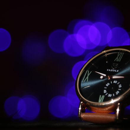 Yazole Watch, Canon EOS 750D, Canon EF-S 55-250mm f/4-5.6 IS STM