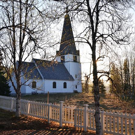 Viktoria church, Nikon D610, Tamron SP 35mm f/1.8 VC