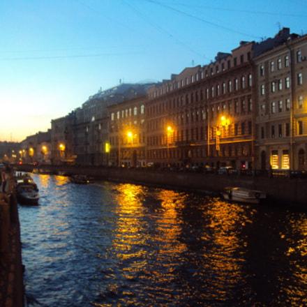 Saint Petersburg, Sony DSC-W180