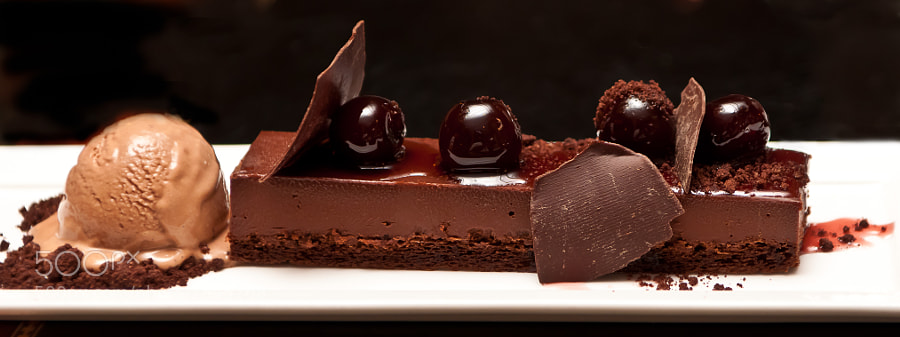 Chocolate Indulgence by Roger Weeks (RogerWeeks)) on 500px.com