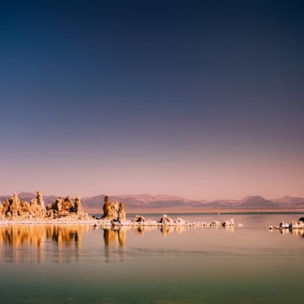 Mono Lake, Nikon D810, AF-S Nikkor 35mm f/1.4G