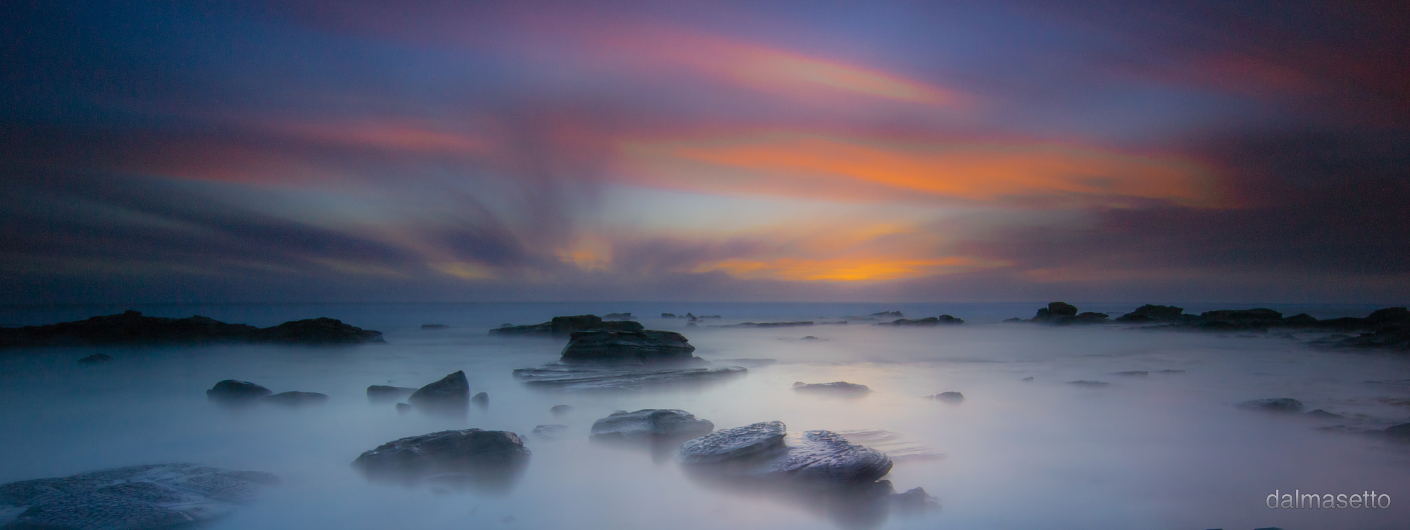 Photograph Painted beach by Tony Dal Masetto on 500px