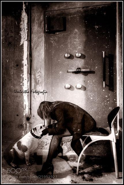 Photograph Histoire sans parole by Umbertha  on 500px