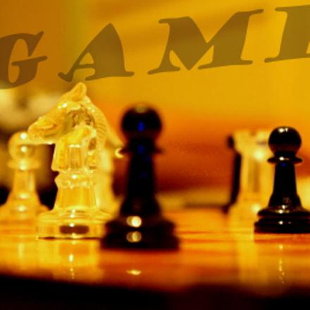 Game, Sony NEX-3, Sony E 18-55mm F3.5-5.6 OSS