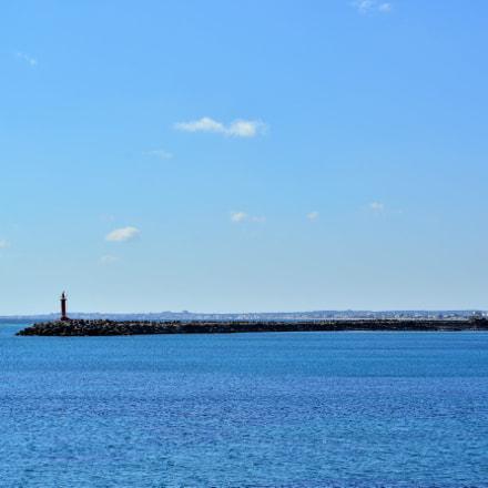 Baie de Mahdia, Nikon D800E, AF Nikkor 70-210mm f/4-5.6