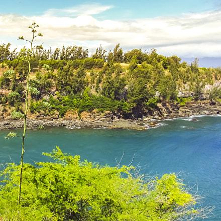 Hawaii - Hana Hwy, Canon POWERSHOT SX230 HS