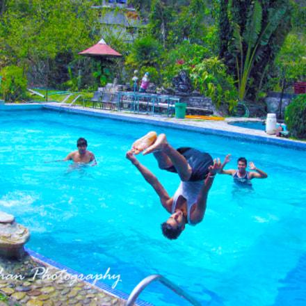Summer Splash, Canon POWERSHOT SX120 IS