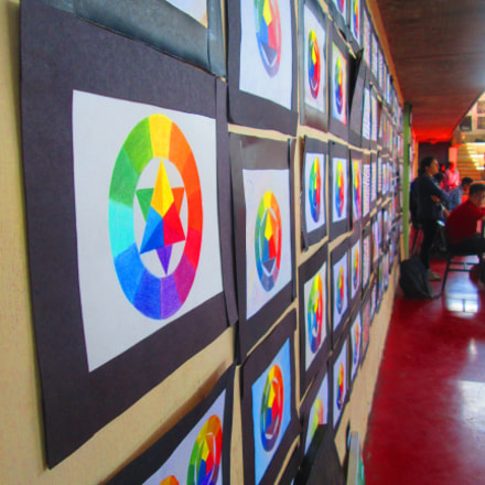 Color gallery, Canon POWERSHOT A2300