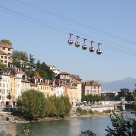 Grenoble, Canon EOS 1000D, Sigma 18-50mm f/3.5-5.6 DC