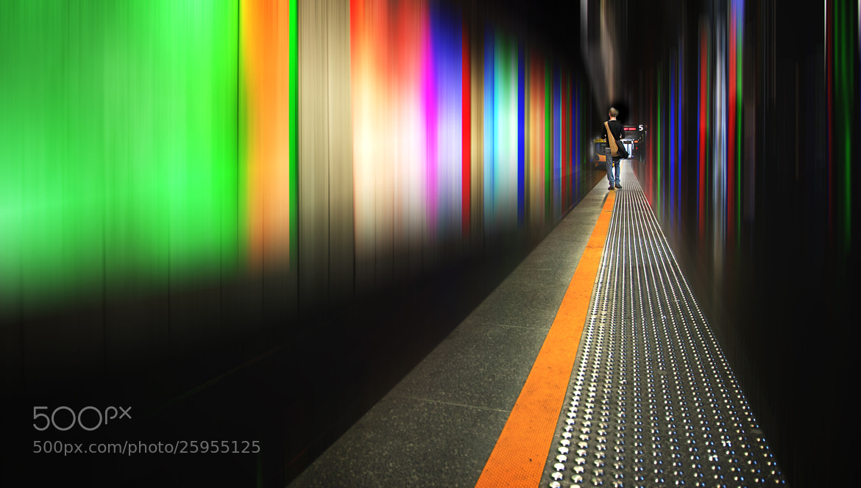 Photograph Platform No. 5 by Edwin Leung on 500px