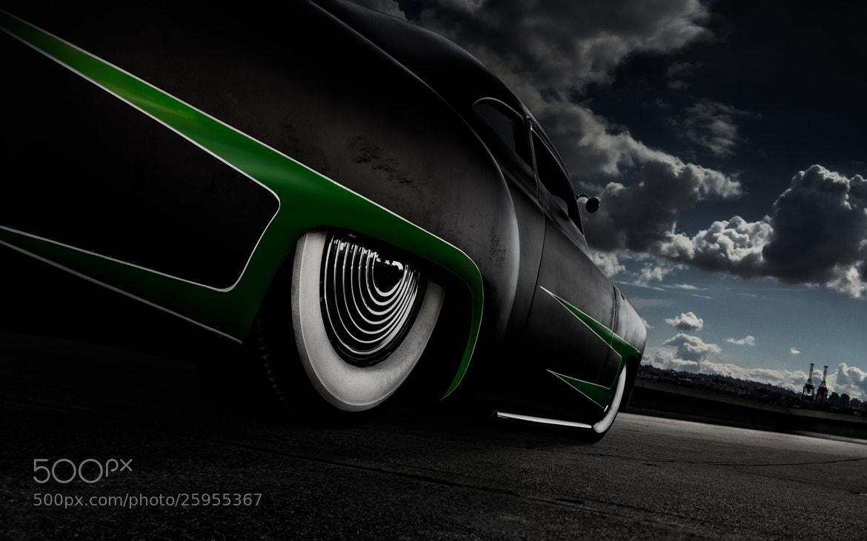 "Photograph ""Green Streak"" by Neil Banich on 500px"